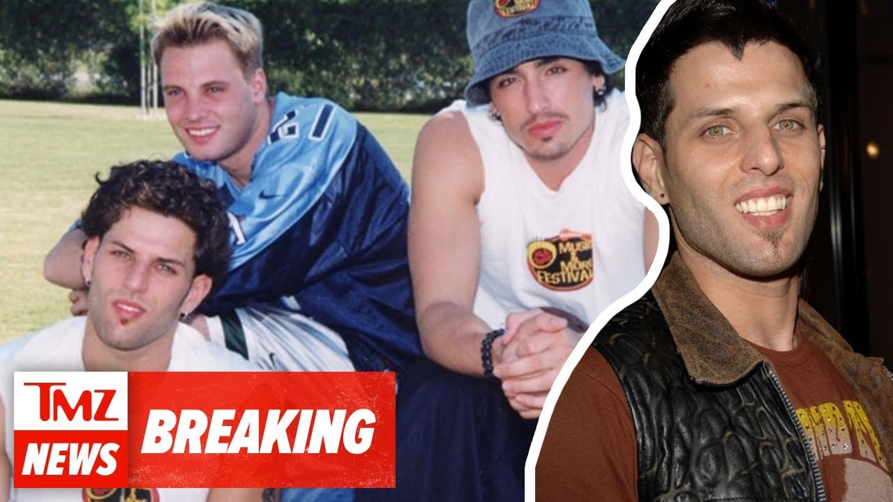 LFO Singer Devin Lima Dead at 41 | TMZ NEWSROOM TODAY 1