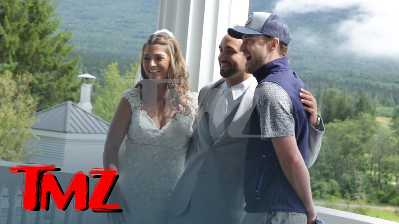Justin Timberlake -- The Wedding Crasher | TMZ 2