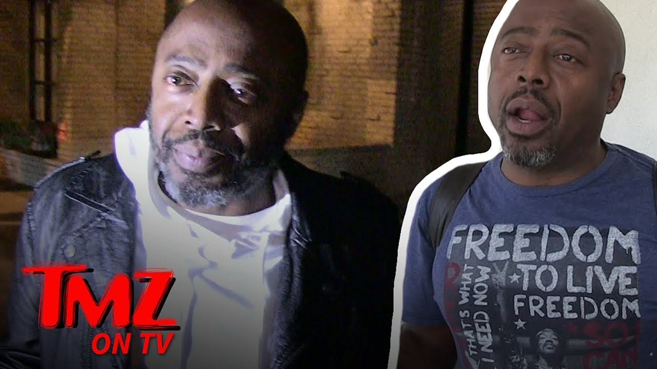 Donnell Rawlings Dismisses The #Metoo Movement | TMZ TV 3