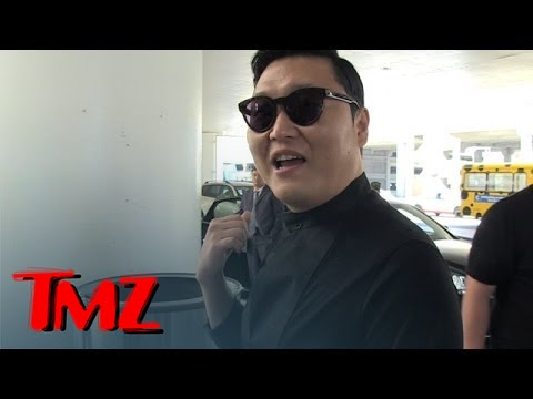 Psy -- I Partied With Snoop Dogg in South Korea | TMZ 3