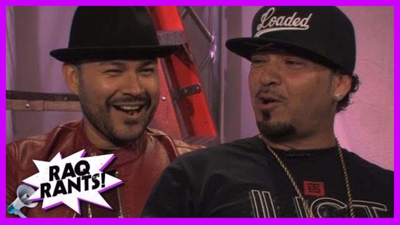 Frankie J & Baby Bash Talk Challenges They Face As Mexican-American Artist & New Album 'Sangria' 2