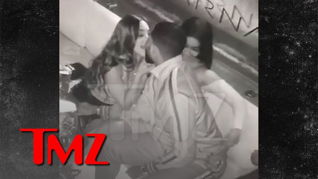 Tristan Thompson Cheating on Khloe Kardashian with 2 Women in New Video | TMZ 3