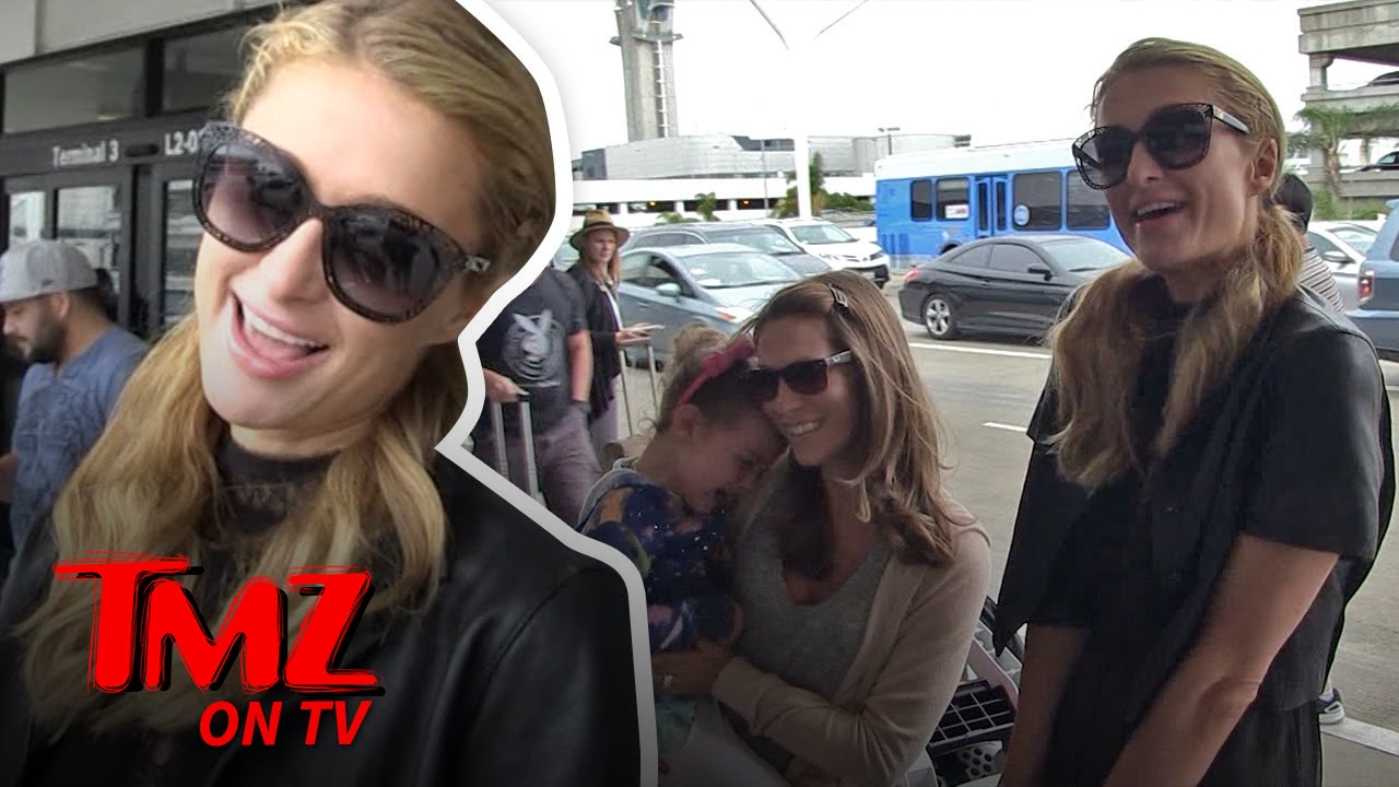 Paris Hilton's Real Voice Revealed! | TMZ TV 5
