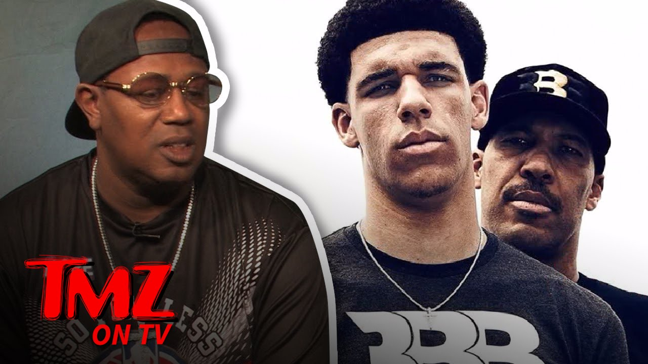 Master P Says He Respects LaVar Ball's Hustle And Is Copping The ZO2's | TMZ TV 1