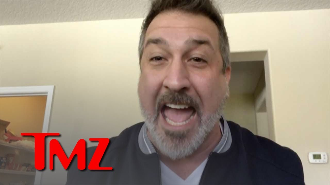 Joey Fatone Says 'Masked Singer' Finale Shocked Him Too, Totally in Dark | TMZ 4