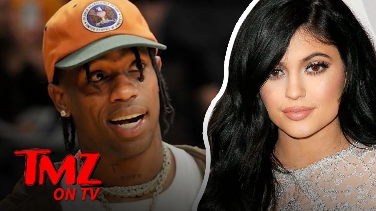 Kylie And Travis Get Into A Big Fight After Cheating Allegations | TMZ TV 2