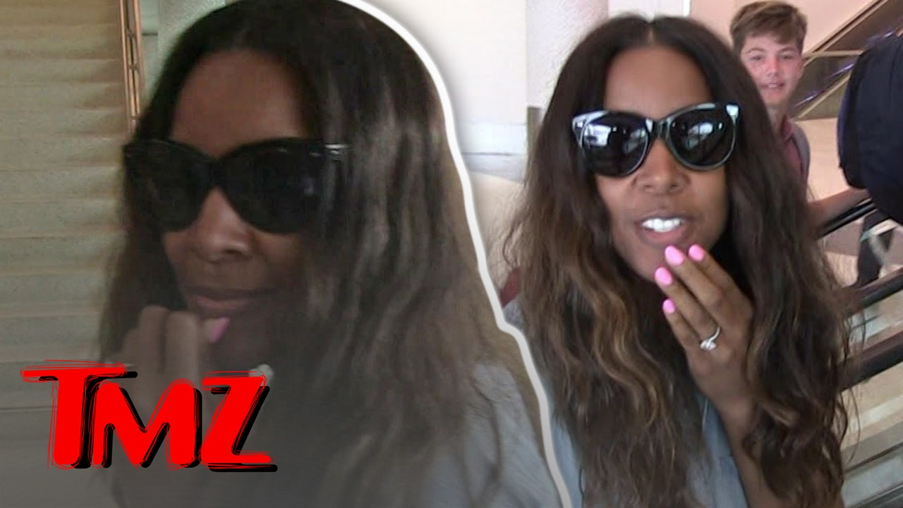Kelly Rowland: Both Up For The Kid | TMZ 4