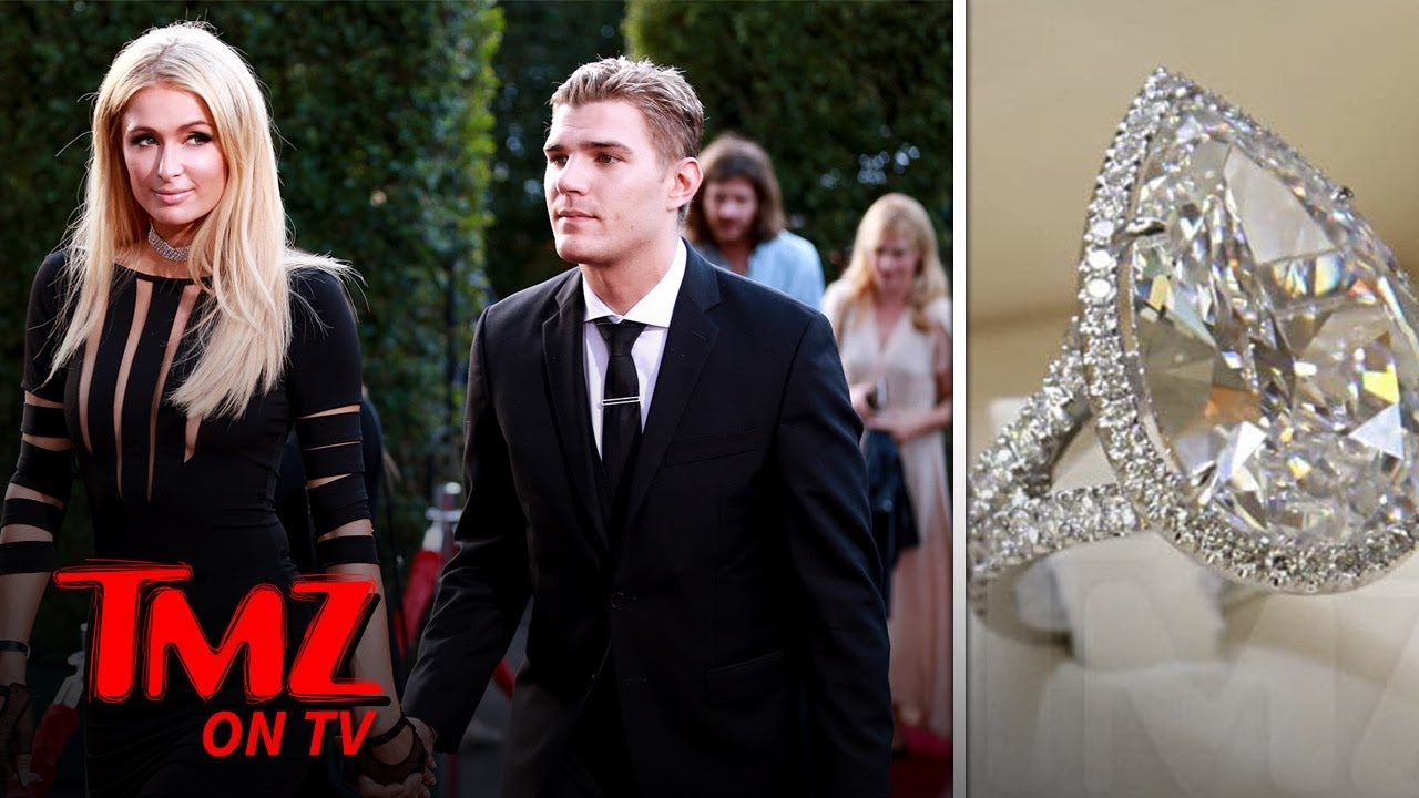 Paris Hilton's Ex-Fiance Chris Zylka Wants the $2 Million Engagement Ring Back | TMZ TV 4