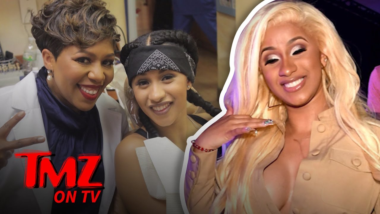 Meet The Dentist Who Fixed Cardi B's Teeth | TMZ TV 5