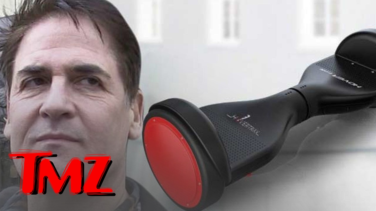Mark Cuban Vows to Sue -- Those 'Hoverboards' Belong to Me! | TMZ 4