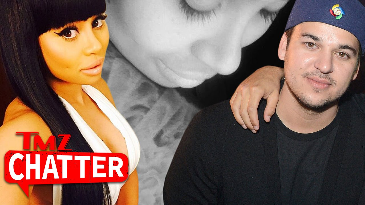 Blac Chyna & Rob Kardashian -- Signs of Banging (PHOTO) | TMZ 3