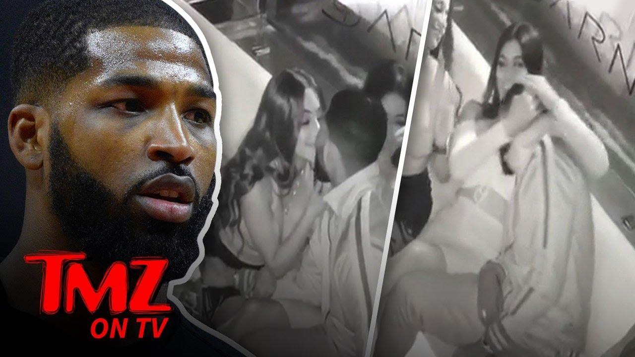 Video Of Tristan Thompson Cheating On Khloe Kardashian! | TMZ TV 5
