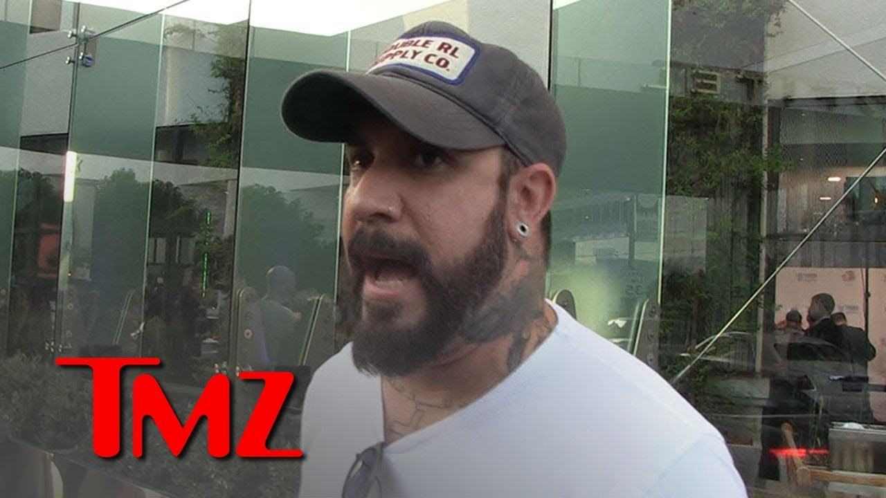 AJ McLean Reflects on Mac Miller Death, Reveals Plan for Drug Detox Kit | TMZ 3