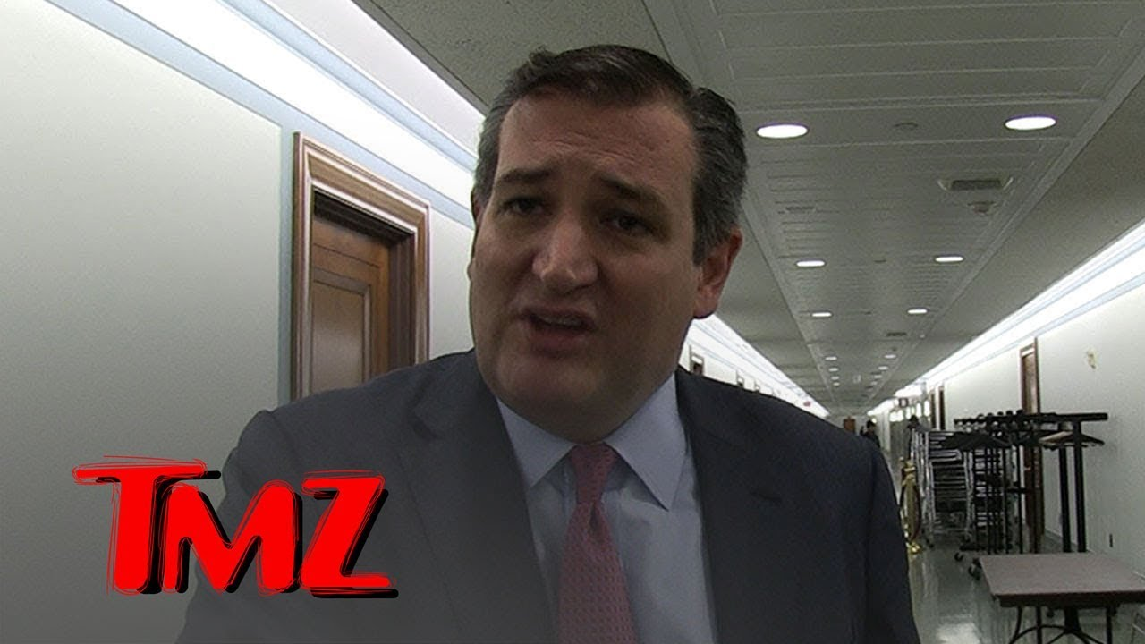 Sen. Ted Cruz Says Celebrities are Hypocrites on Gun Control | TMZ 3