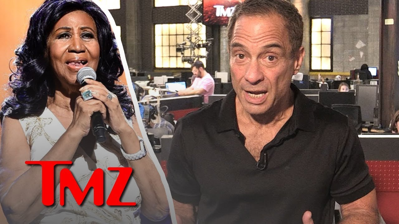 Aretha Franklin Dead at 76, Harvey Levin On Her Legacy | TMZ 2