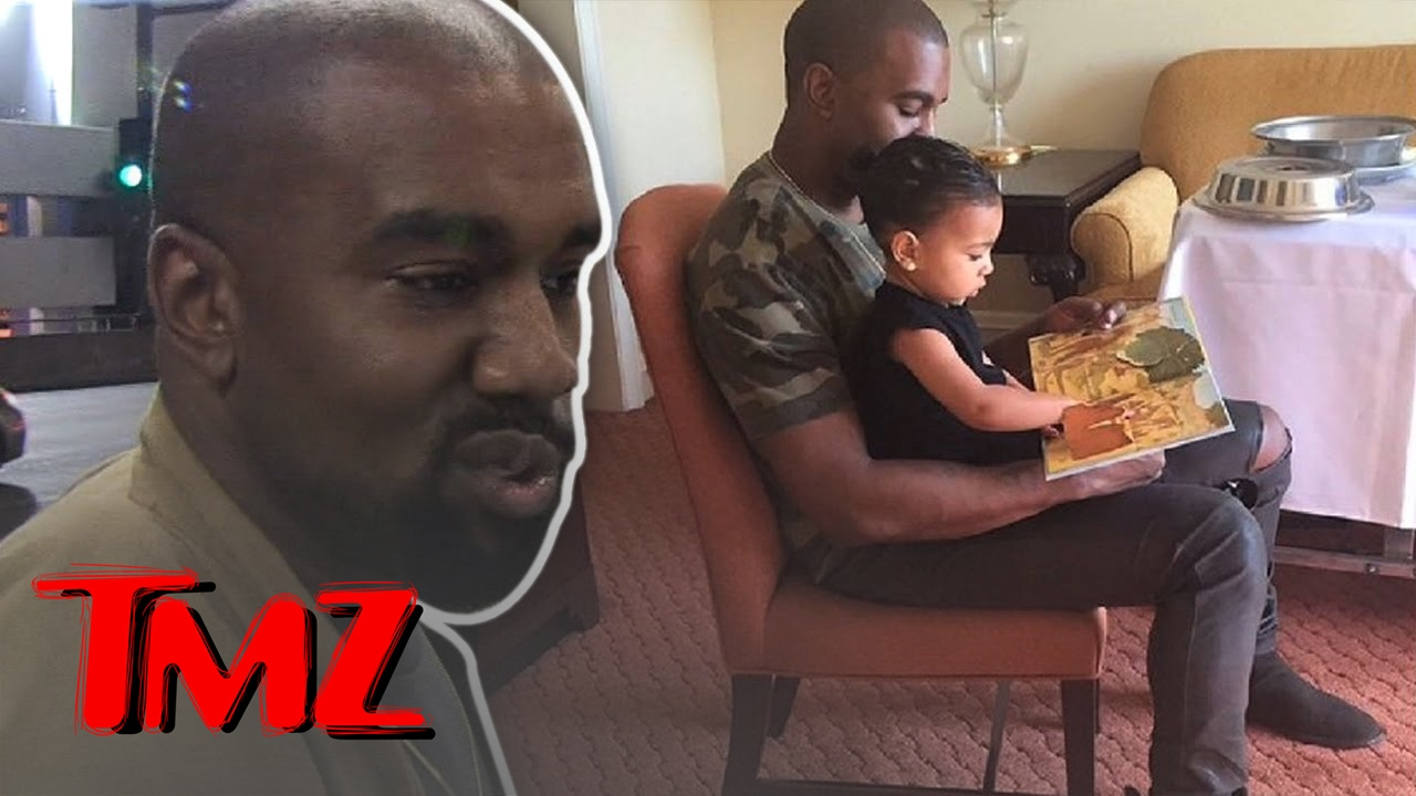 Kanye West's new album is Kanye West's favorite album! | TMZ 5