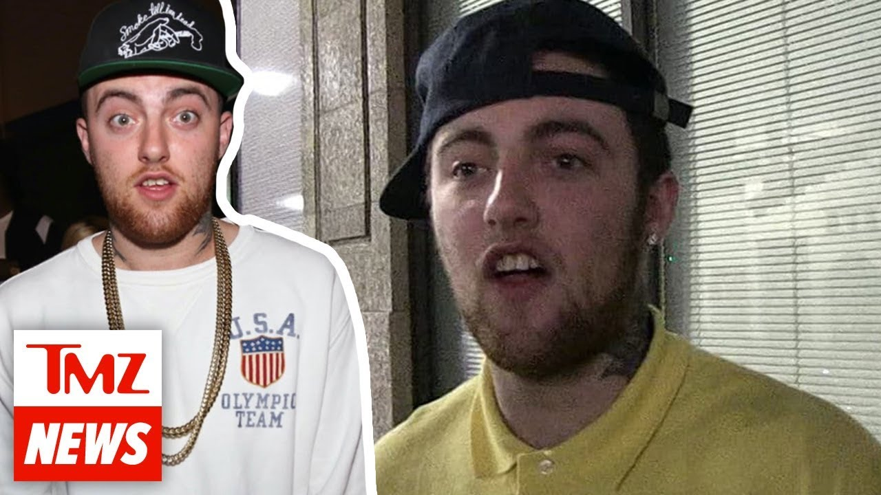 Mac Miller's Cause of Death Was Fentanyl and Cocaine | TMZ 2
