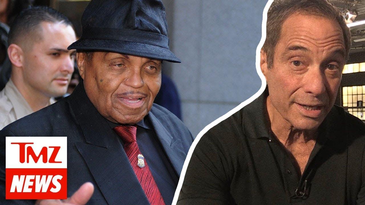 Joe Jackson Dead At 89, Harvey Levin's Thoughts On His Legacy | TMZ 4
