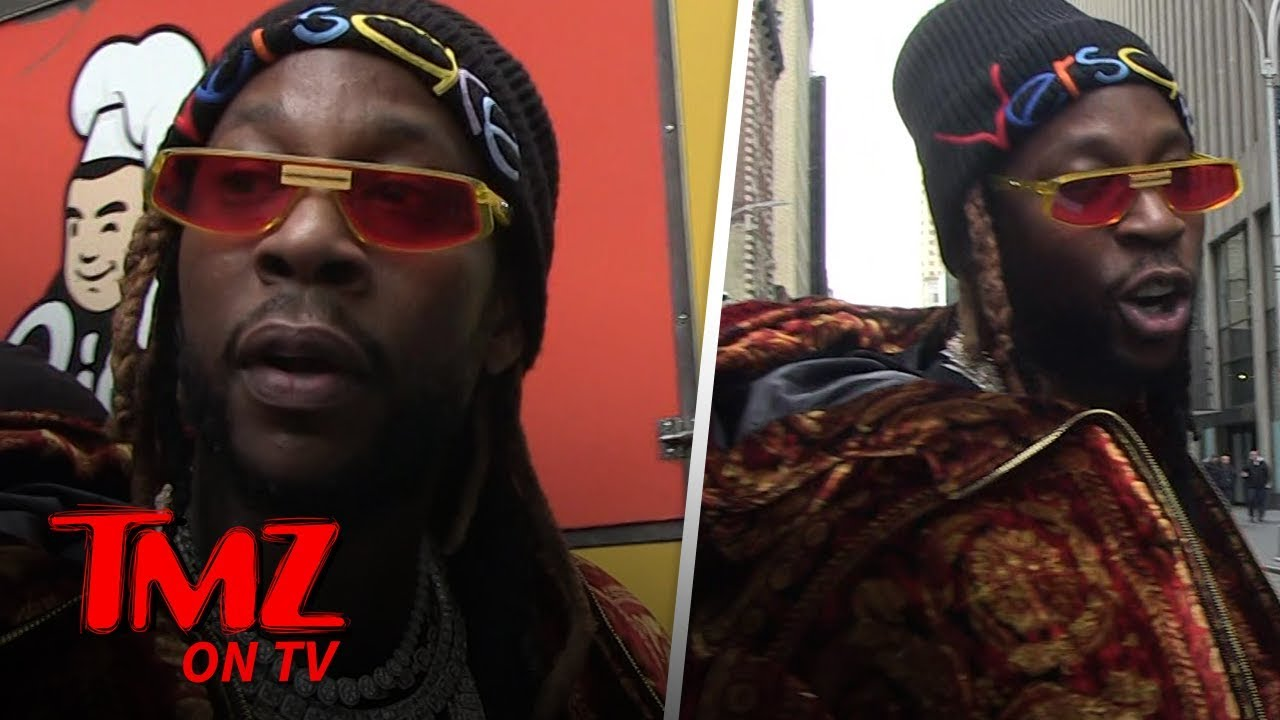 2 Chainz Gets Help From LeBron For His New Album | TMZ TV 3