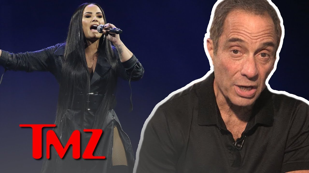 Demi Lovato Suffers Apparent Overdose, Transported to Hospital | TMZ News 3
