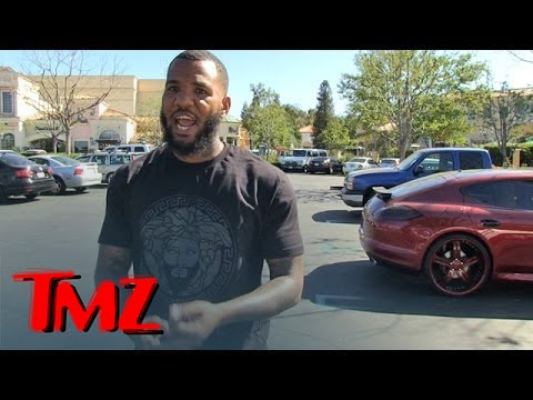 The Game Claims LAPD And Hollywood Club are RACIST | TMZ 3