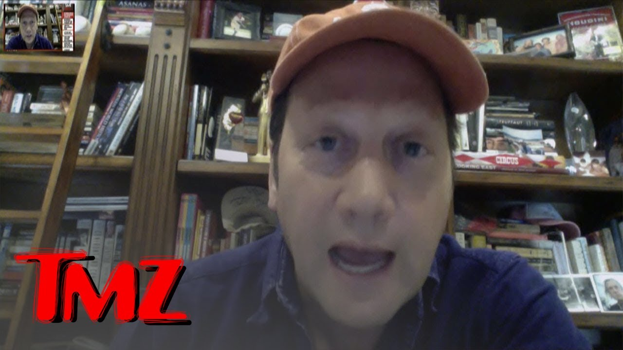 Rob Schneider Says He Was Sexually Harassed by Director, Harvey Weinstein's Not Only One | TMZ 5