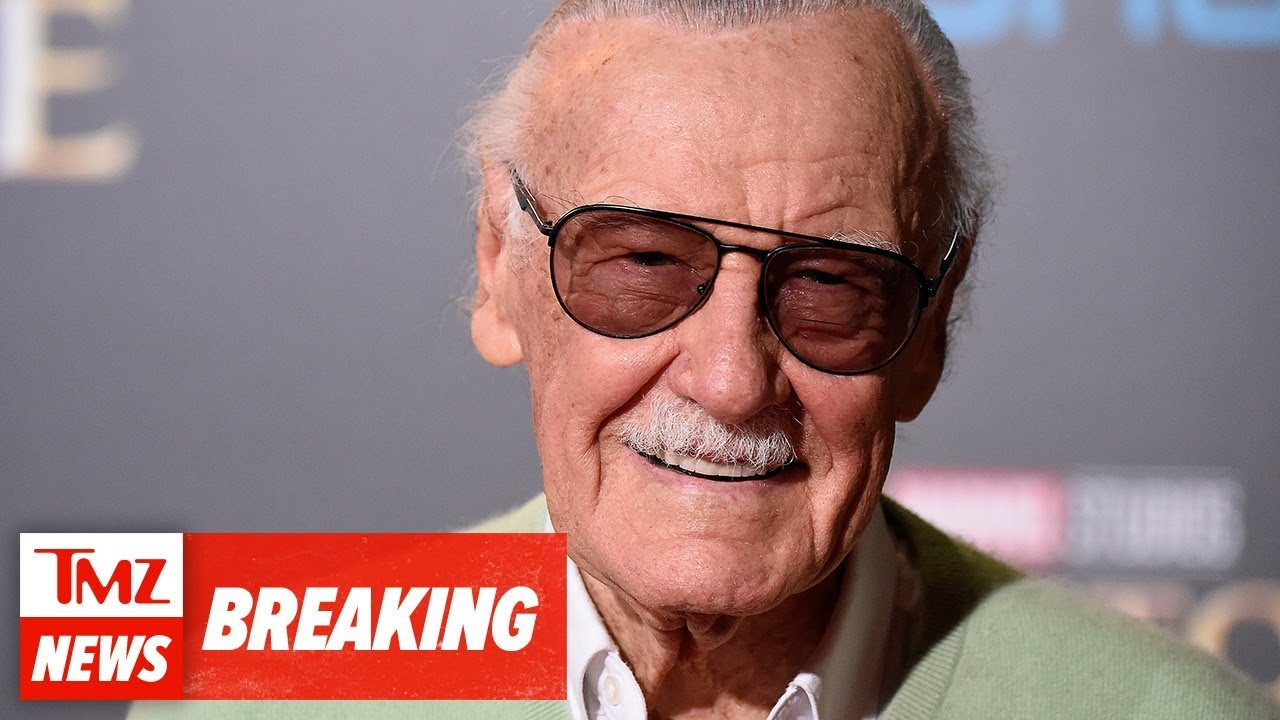 Marvel Comics Co-Creator Stan Lee Dead at 95 | TMZ 4