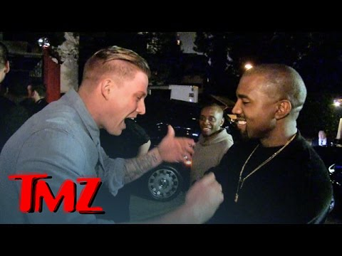 Tyga -- Sneaker Release Party RUINED By Sneaky Process Server | TMZ 2