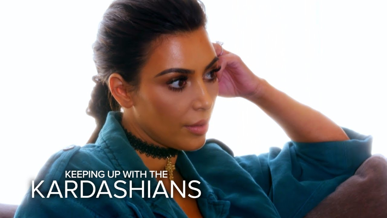"KUWTK | Kim Kardashian Has ""Had It"" With Kanye Haters 