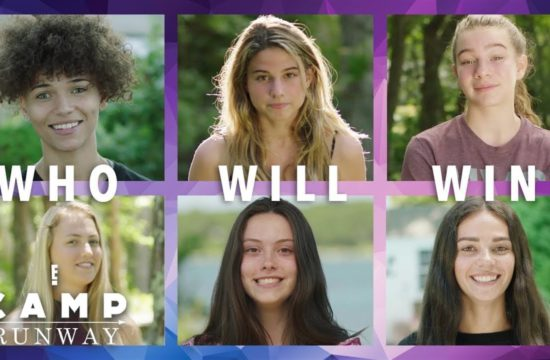12 Models Compete In The No-Makeup Challenge   Camp Runway Part 1   E! 5