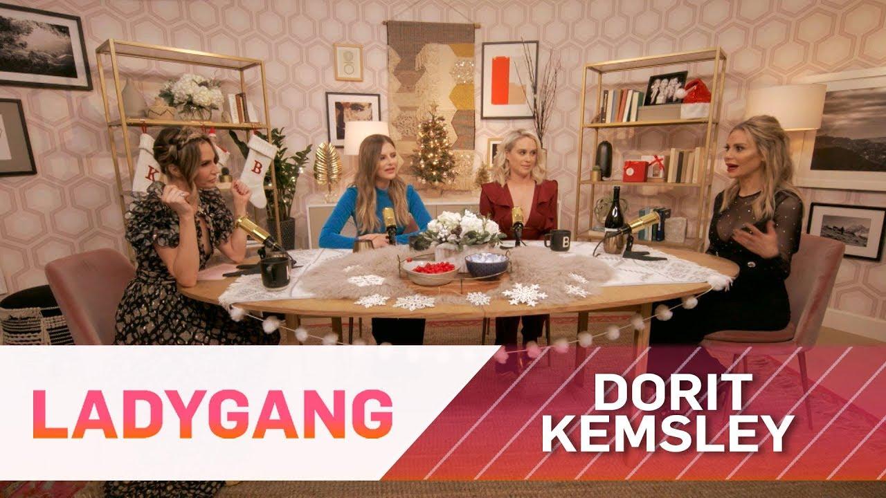 Dorit Kemsley Picks Between Zayn Malik, Justin Bieber & More | LadyGang | E! 5