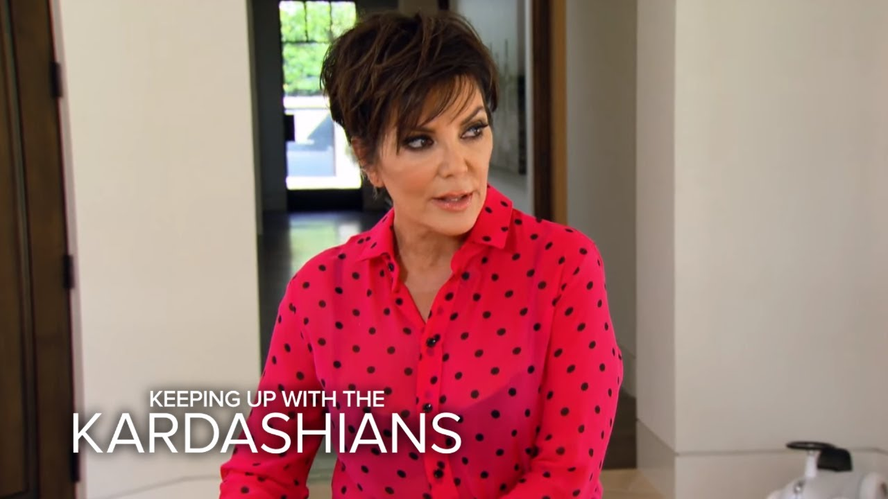 Can 60-Year-Old Kris Jenner Get Pregnant? | KUWTK | E! 5
