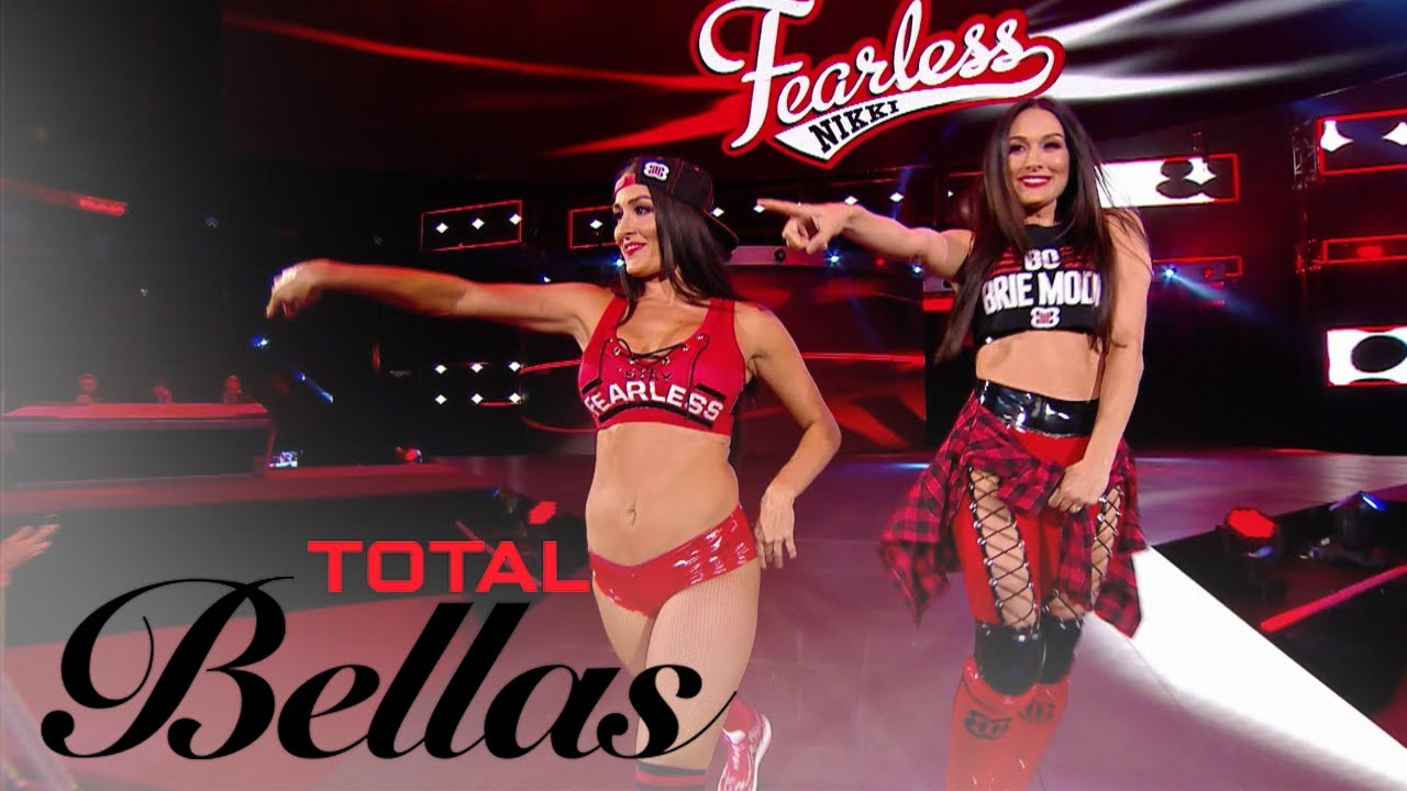 "Nikki Bella Feels ""Young, Fun & Free"" 