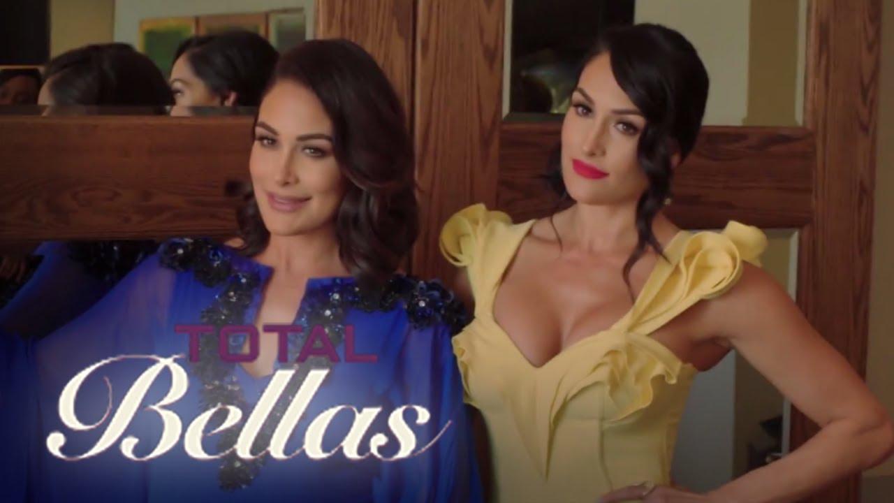 Nikki and Brie Are Bella Bosses! | Total Bellas | E! 1
