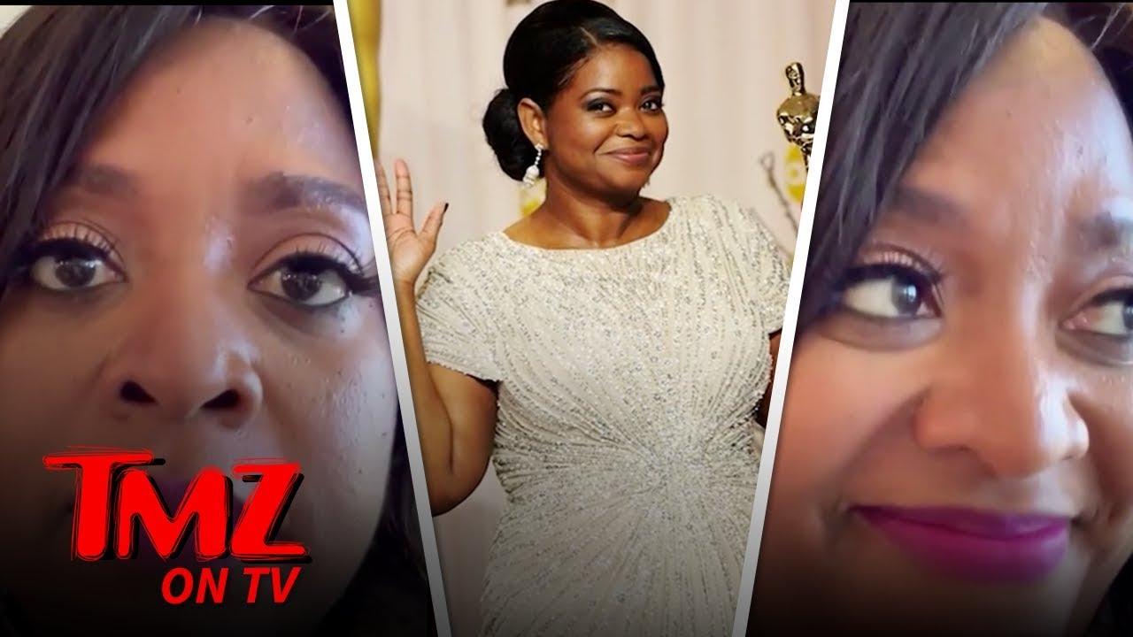 Sherri Shepherd Pretends To Be Octavia Spencer To Get VIP Treatment | TMZ TV 4