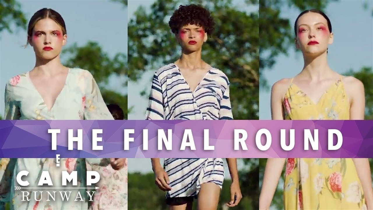 12 Young Models, 1 Modeling Contract Winner | Camp Runway Part 2 | E! 5