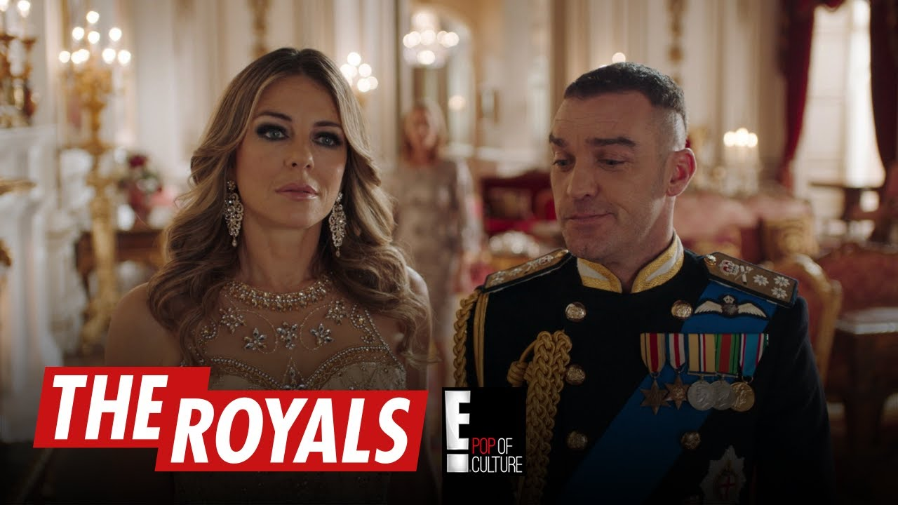 The Royals | Queen Helena Makes Noise By Attacking Willow's Mother | E! 5