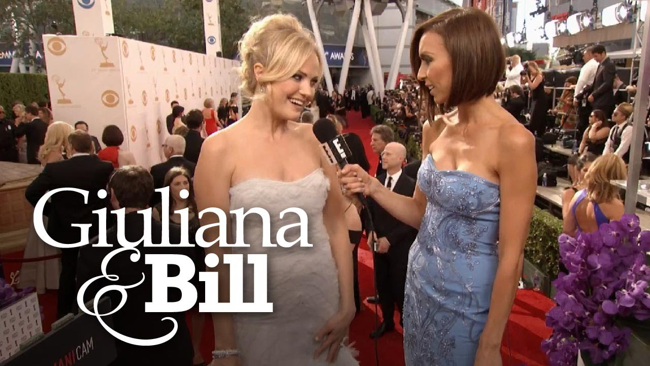 See Giuliana Hit the Emmys Red Carpet! | Giuliana & Bill | E! 4