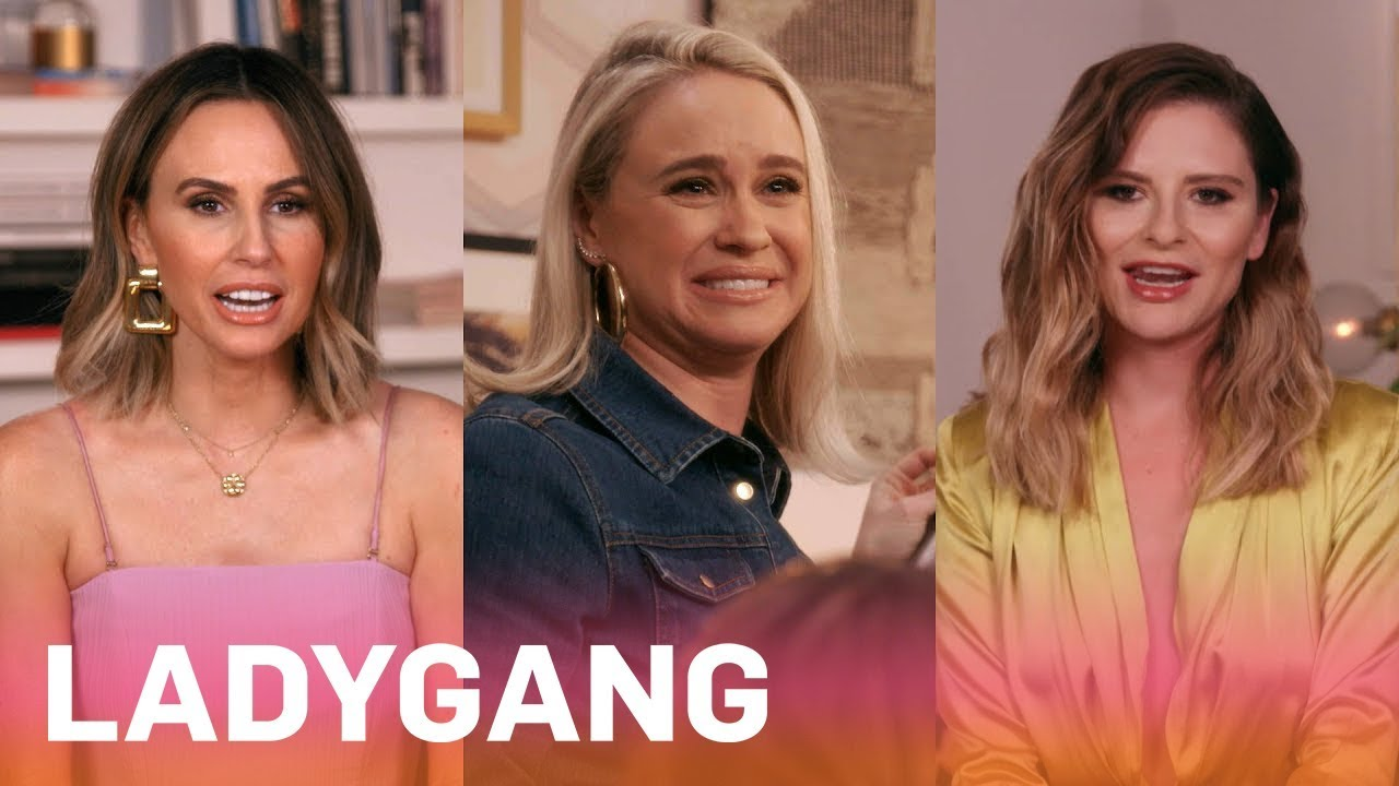 Reacquaint Yourself With Becca, Jac & Keltie | LadyGang | E! 3