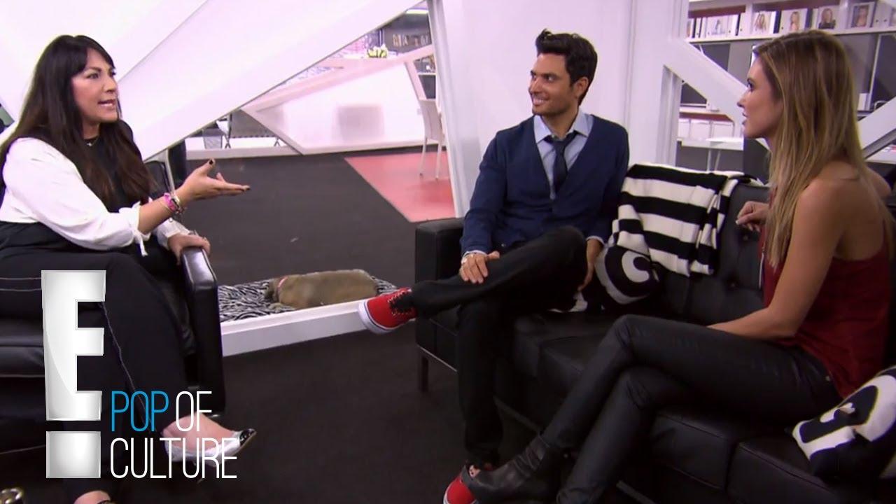 Marki Mentors Audrina Patridge | Drama Queen | E! 3
