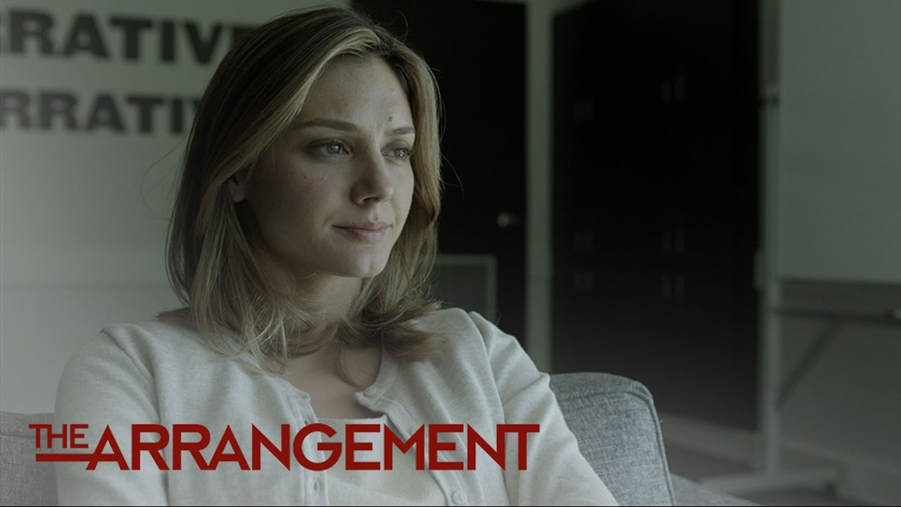 Megan Morrison Begins Her Treatment at the Institute | The Arrangement | E! 3