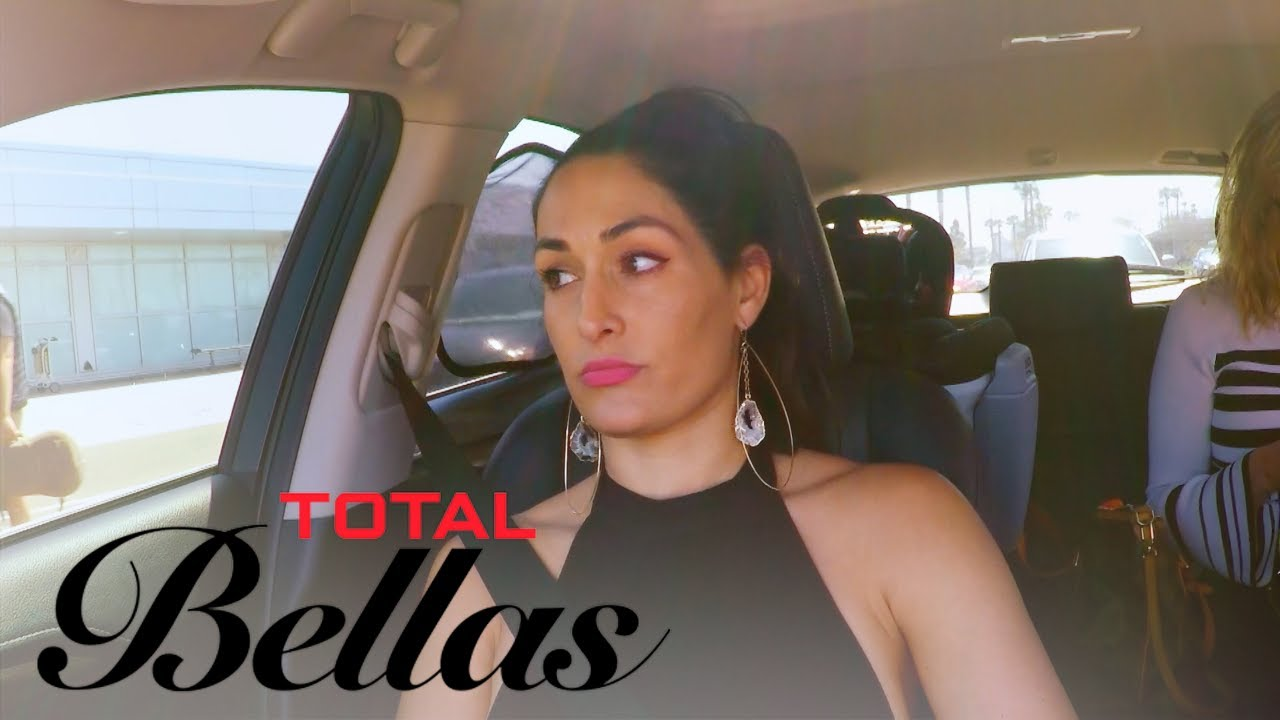 Nikki Bella Gets Cold Feet Again About Marrying John Cena | Total Bellas | E! 5