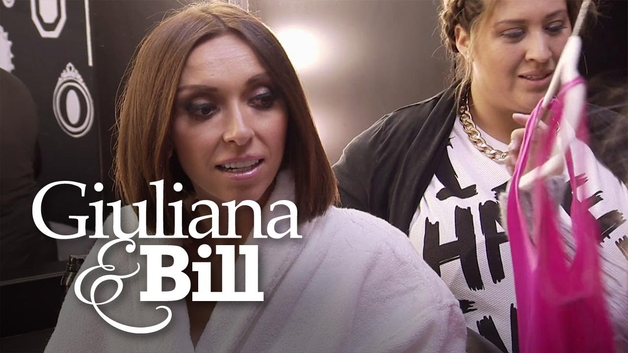 Giuliana Has a Lingerie Nightmare | Giuliana & Bill | E! 4