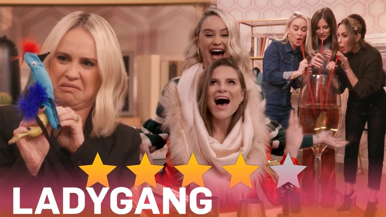 "Craziest Product Reviews On ""LadyGang"" 