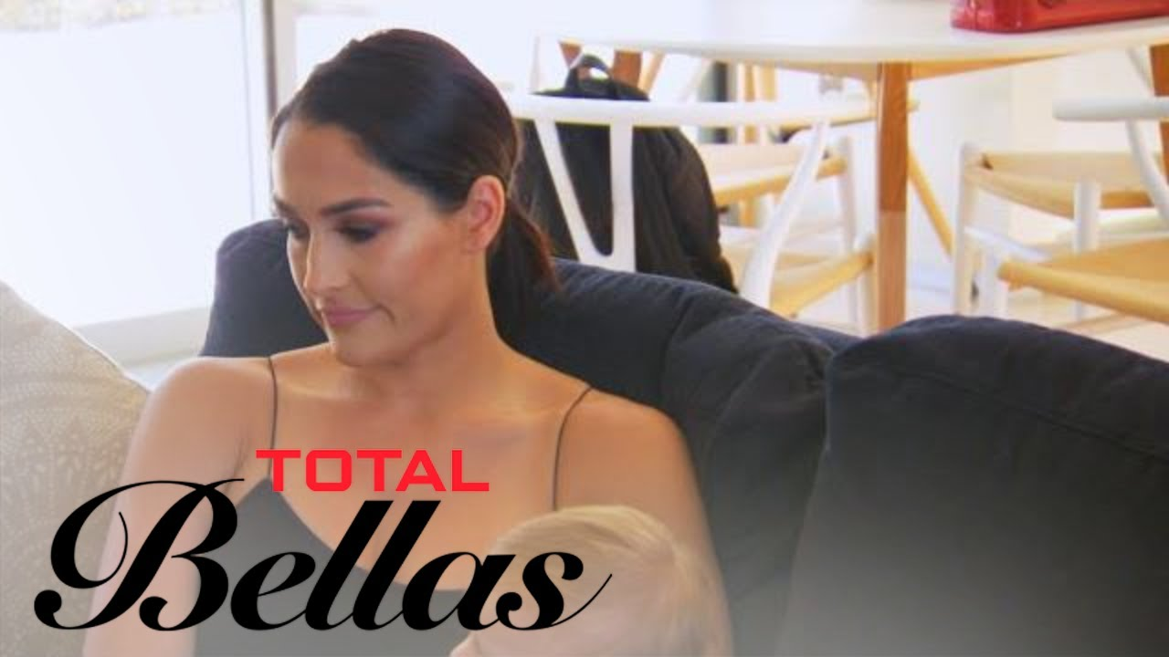 "Nikki Bella Is ""So Exhausted and Done"" With Fiance John Cena 
