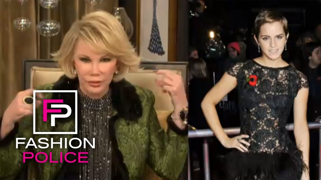 "Fashion Police | ""Harry Potter"" Pixie 