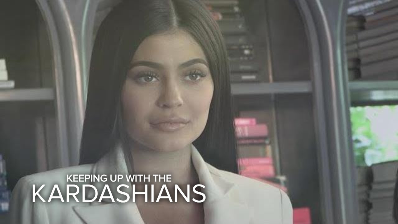 KUWTK | Kylie Jenner Tells All on Launching Kylie Cosmetics | E! 5