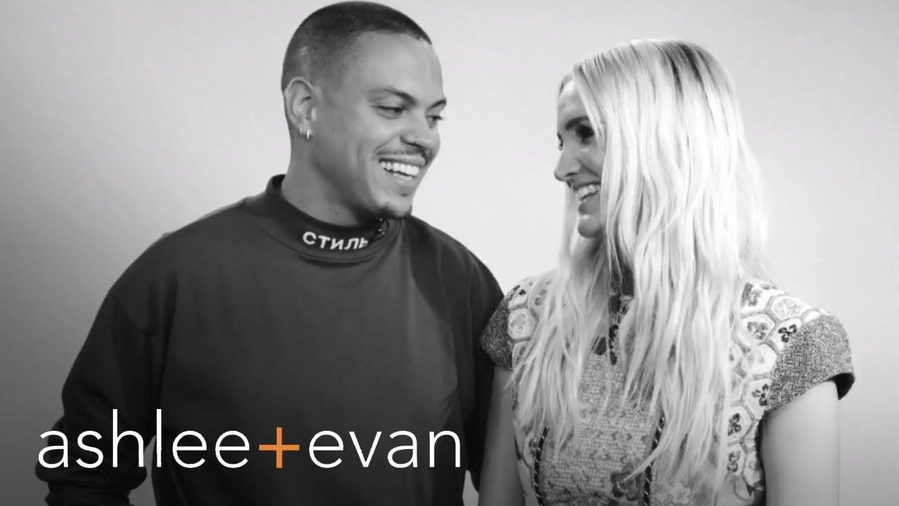 Ashlee Simpson-Ross & Evan Ross Answer Rapid-Fire Questions | Ashlee+Evan | E! 4
