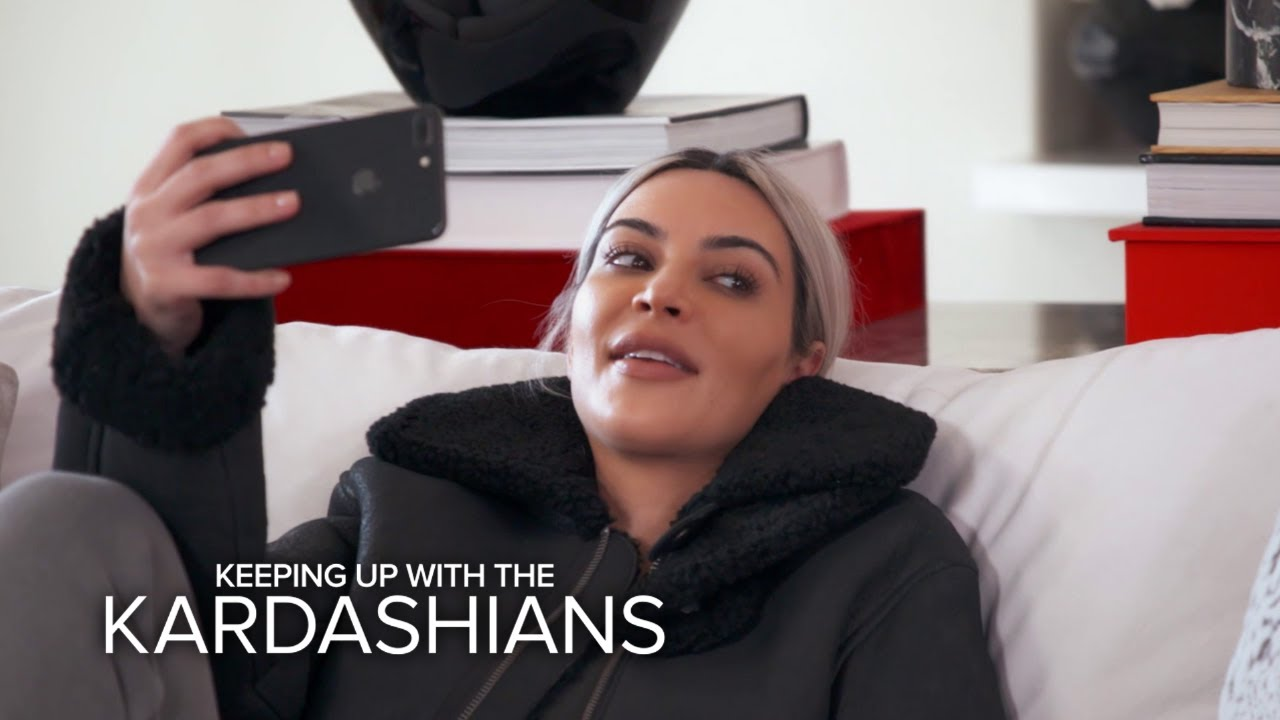 KUWTK | Kim Kardashian West Recruits a Selfie Assistant | E! 3