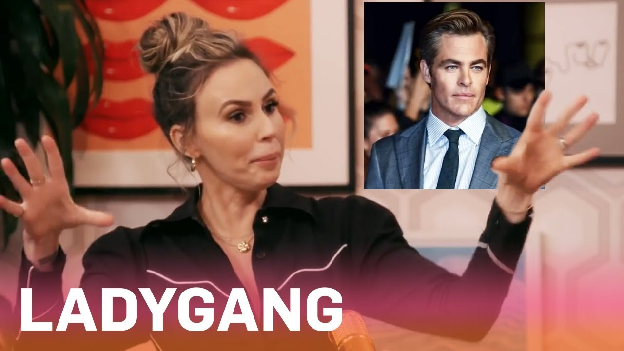Chris Pine Goes Full Frontal & Jason Momoa Is Too Hot | LadyGang |E! 4